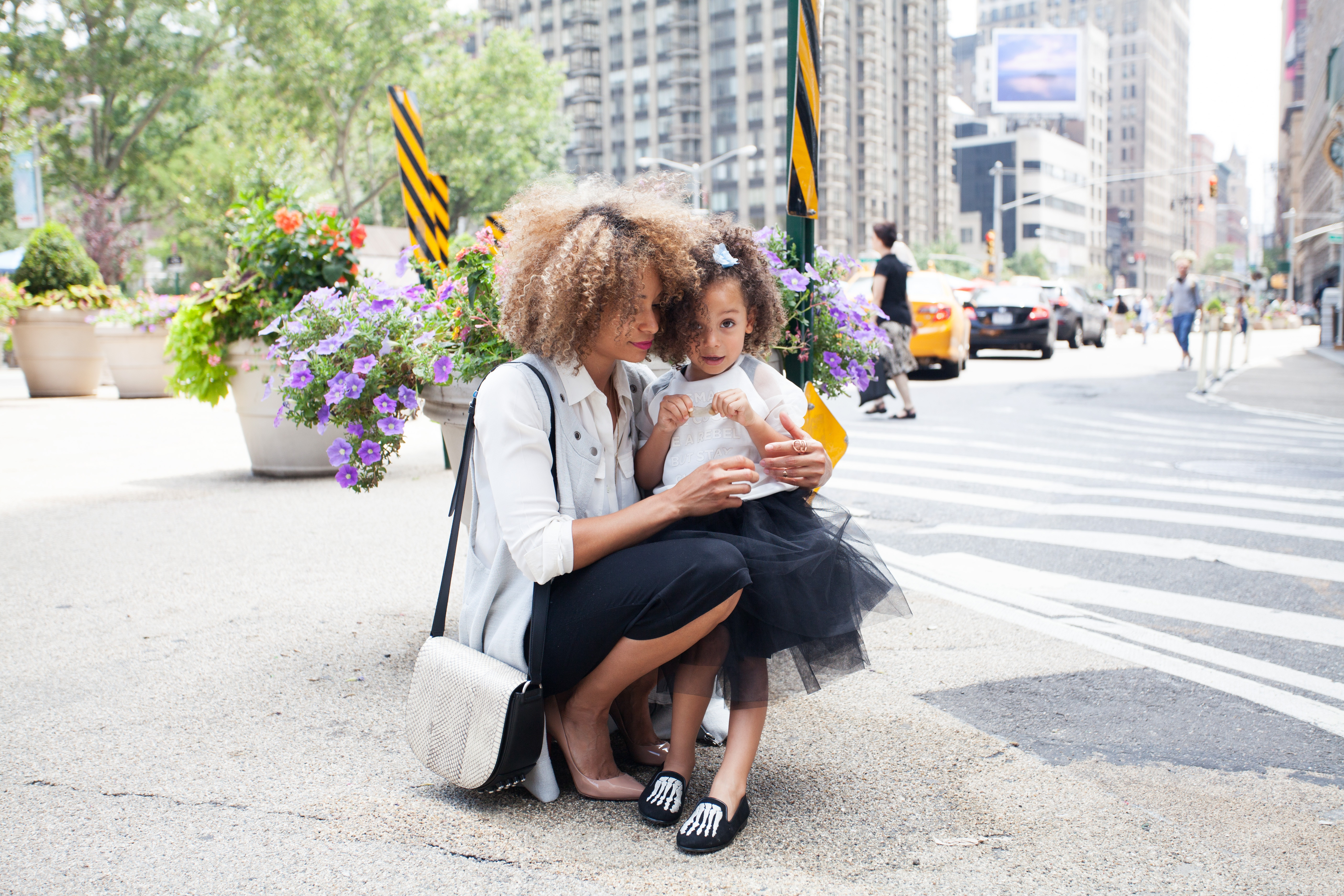 Kompetenz der Mutter in der Selbstständigkeit
