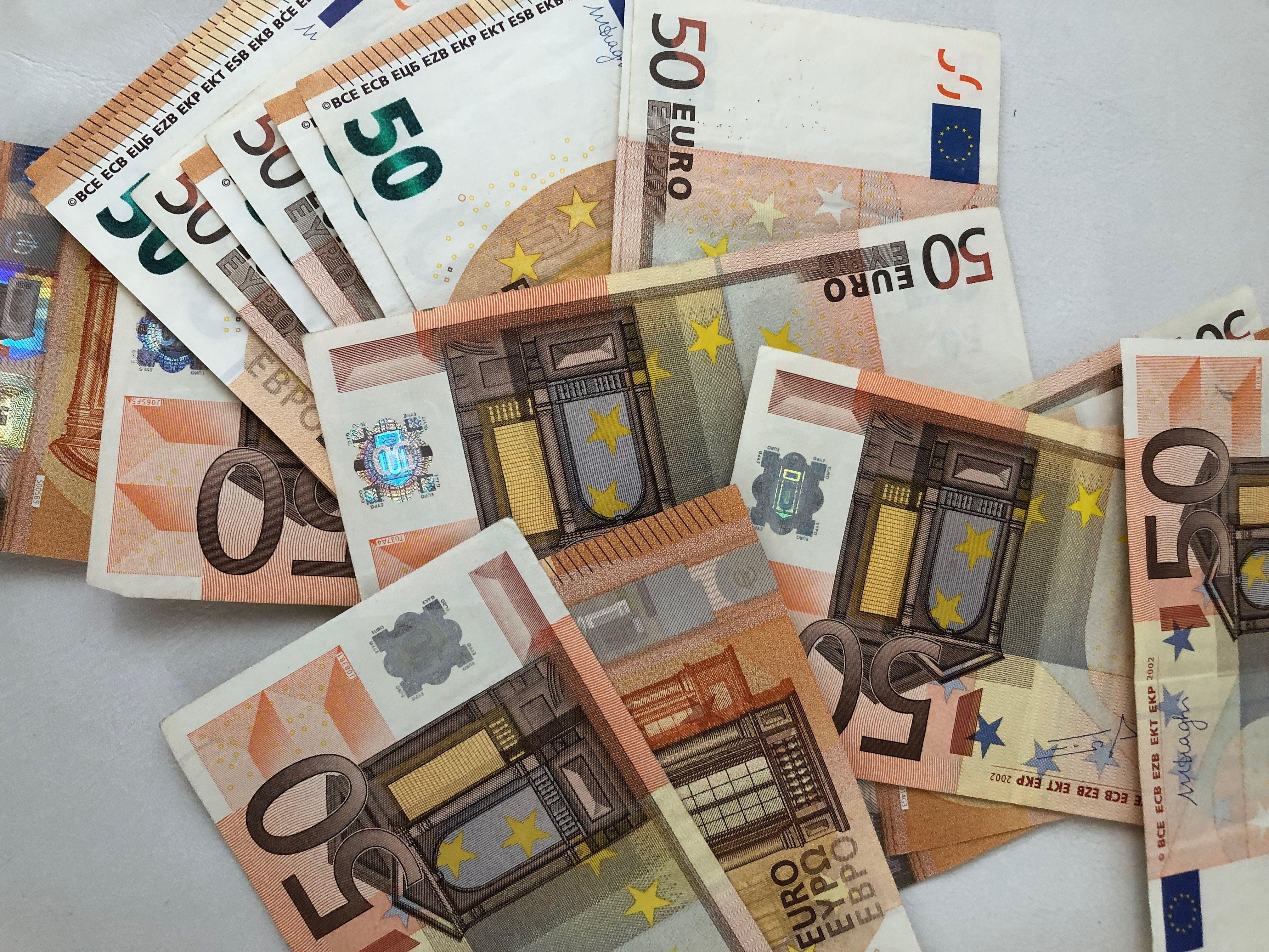 Löse deine Geldblockaden