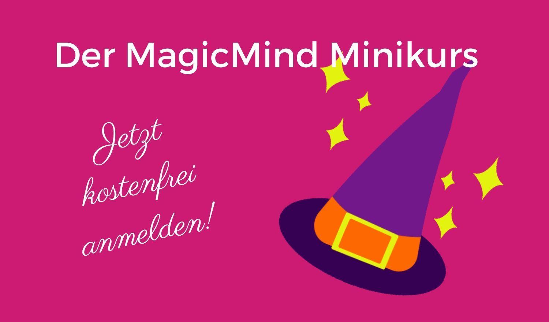 MagicMind! Jetzt kostenfrei anmelden